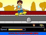 Diego School Skateboard
