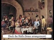 無料アニメのDeck the Halls brass Arrangementを見る