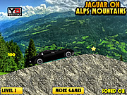 Jaguar on Alps Mountain game