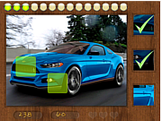 Parts of Picture:Cars game