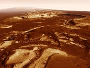 Watch free video Mars West Holden Crater