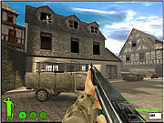 Warzone: World War II game