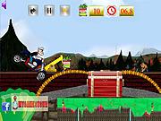 Popeye Rides Bike game
