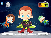 Hero Kids Dress Up game