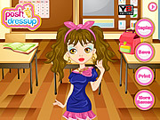 Dolled Up Makeover game