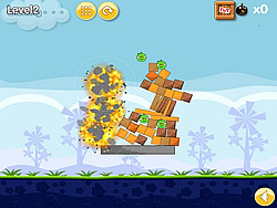 Angry Birds Bomb 2 game