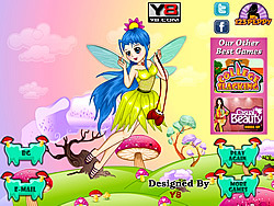 Tooth Fairy Dress Up game