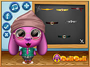 Juega al juego gratis Toto Goes To School