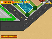 Juega al juego gratis Bike Messenger Parking