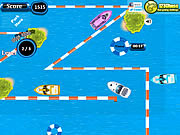 Park My Fun Boat game