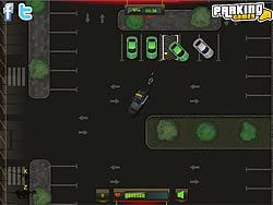 Parking Rage game