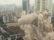Watch free video Demolition of the HNA Development Building