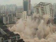 Watch free video Demolition of the HNA Development Building