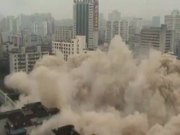 Demolition of the HNA Development Building