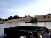 Watch free video German Tanks Leopard 2A5 Show Deep Wading