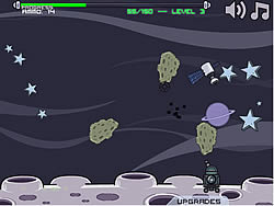 Moon Defender Game game