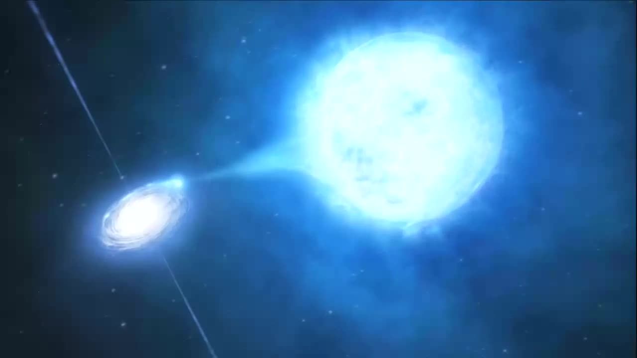 Watch free video Zoom In onto a Black Hole (NGC 300 X-1)