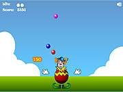 Juggling game