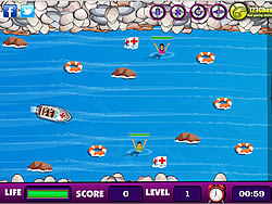 Rescue Force game