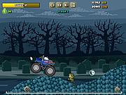 Truck Zombie Jam game