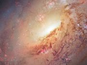 Hubblecast 62 - A spiral galaxy with a secret