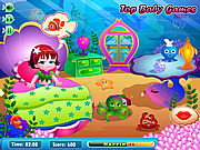 Juega al juego gratis Mermaid Lola Baby Care