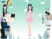 Icy Dress up
