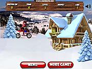 Spiderman Bike Ride game