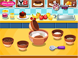 Delicious Chocolate Banana Muffins game