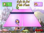 Sofia the First Tennis game