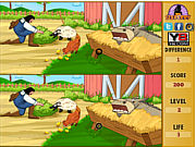 Selfish Sheep-Spot the difference game
