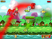 Dino Breath game