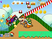 Mario Jeep Fun game