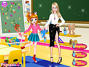 Street Snap-The Most Beautiful Teacher game