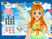 Holiday Fairy Dress up