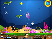 Underwater Fishing لعبة