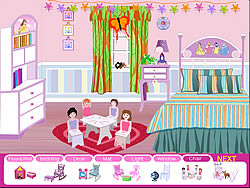Princess Room Designer game