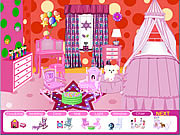Princess Room Designer game