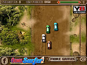 Dirt Road Race game