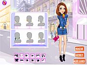 Denim Fashion Trend game
