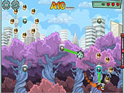 Juega al juego gratis Rocket Squirrel