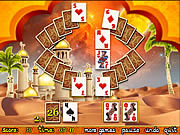 Aladdin Solitaire game