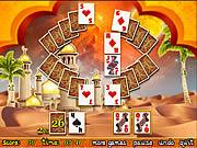 שחקו במשחק בחינם Aladdin Solitaire