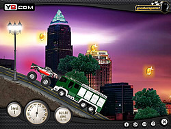 Urban Mayhem Truck game