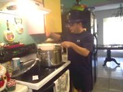 Watch free video Chicken Caldo