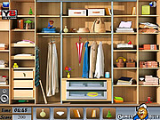 Juega al juego gratis Wardrobe Room Objects