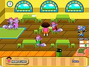 Dora Diner game