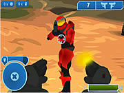 Flash Halo game