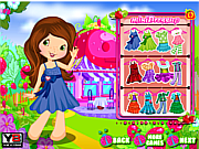 Cute Strawberry Shortcake Makeover game