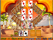 Aladdin Solitaire y8 game